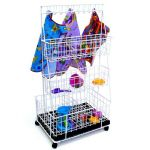 Messy Play Storage Trolley